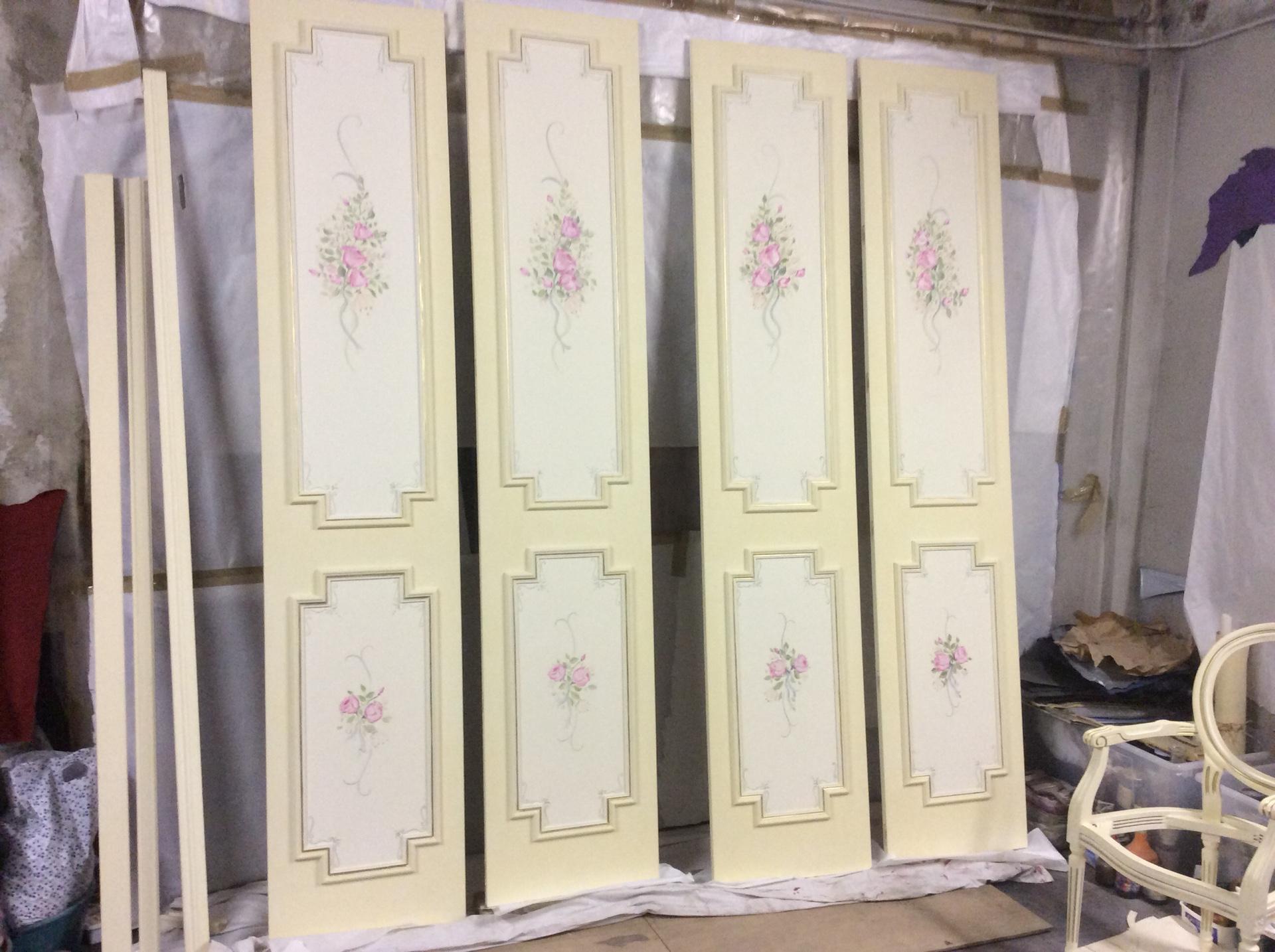 restauro di mobili