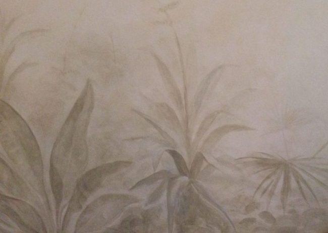 decorazione tropical per abitazione privata
